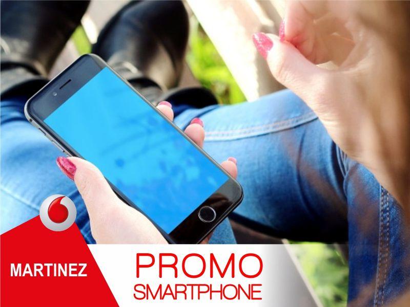 Offerta telefoni cash - promozioni aprile smartphone - Vodafone Store Martinez