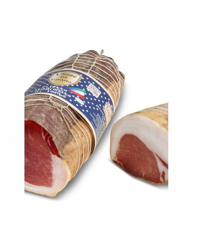 Occasione Filetto stagionato di lombo di suino -  vendita online prodotti genuini abruzzesi