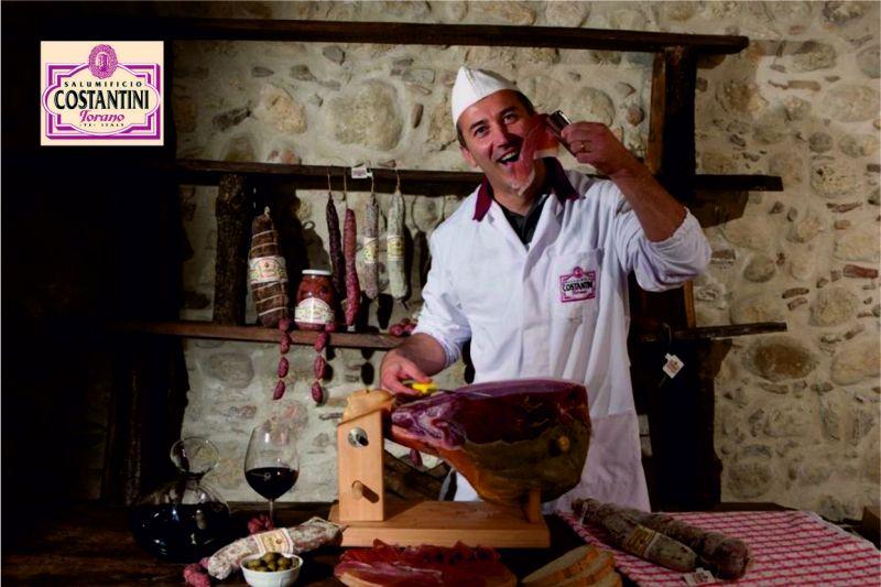 Offerta produzione salumi tipici abruzzesi - occasione  vendita on line salame abruzzese