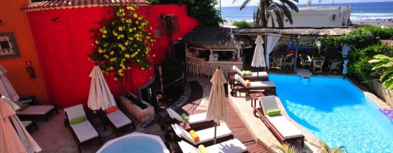 Offer Gay Resort Gran Canaria - deal accommodation Gran Canaria - PASION TROPICAL
