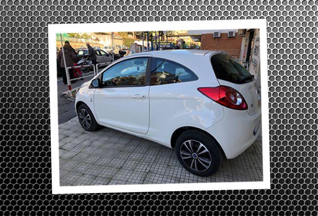 offerta ford ka 2016 usato garantito - ford ka 1.2 benzina usata perfette condizioni