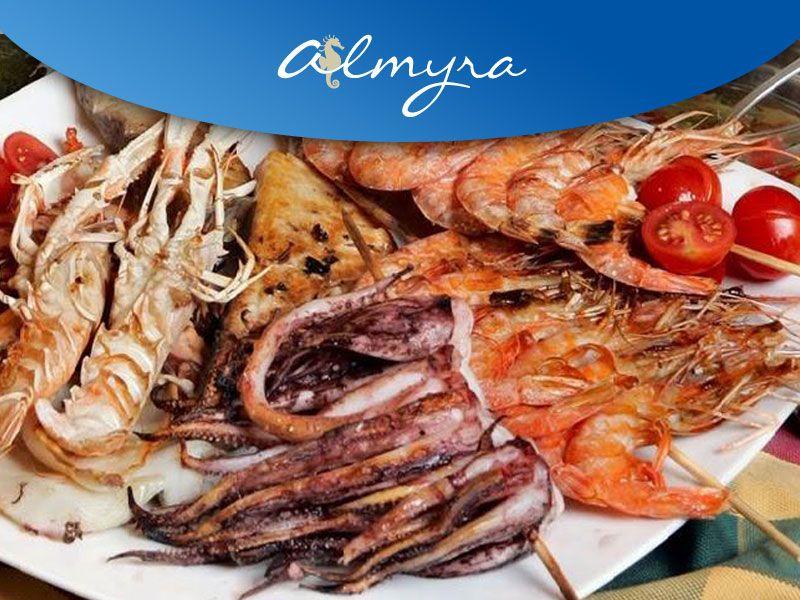 offerta SEA FOOD - promozione ristorante di pesce - ristorante almyra ognina