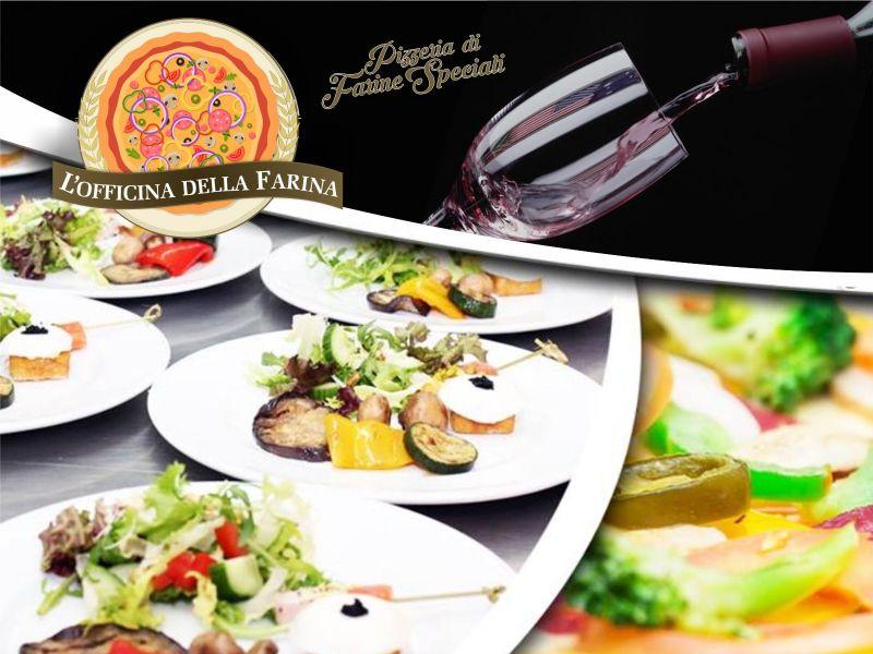 Offerta Menu Completo Buffet  - Occasione pranzo cena prezzo fisso - Officina Farina Favignana