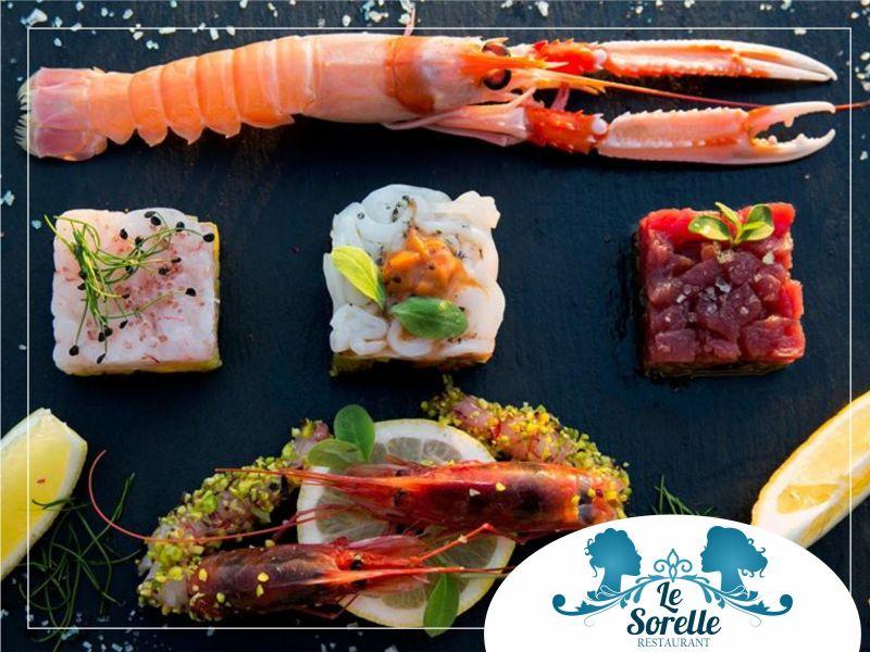 Offerta Ristorante pesce - promozione cucina tipica trapanese marinara - Le Sorelle Favignana