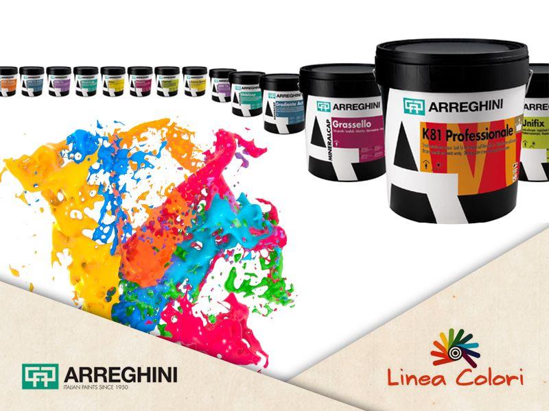 offerta rivestimenti pitture professionali cap arreghini - vendita pitture decorative
