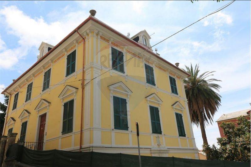 offerta appartamento in villa sestri ponente - occasione nuovo appartamento sestri ponente