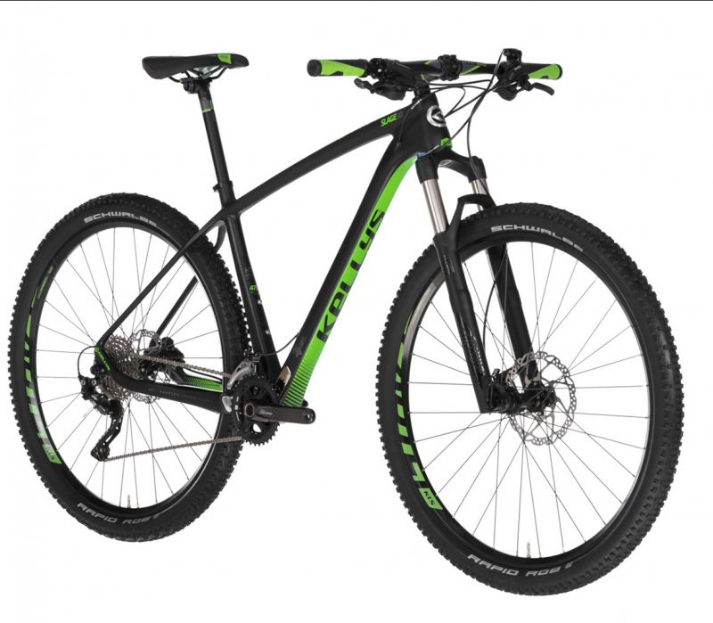 MOUNTAIN BIKE KELLYS SLAGE 30