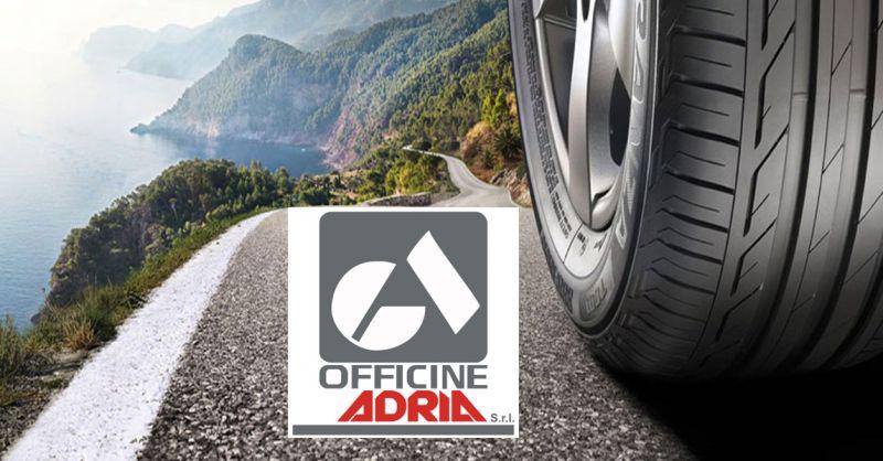 offerta cambio gomme auto gommista - occasione pneumatici sostituzione pneumatici Monfalcone