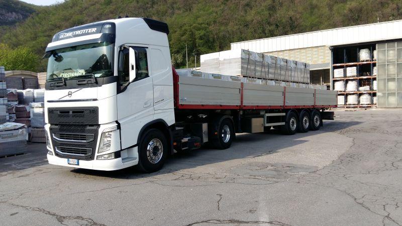 Offerta trasporto merci a livello nazionale - Promozione trasporti merci nazionali Verona
