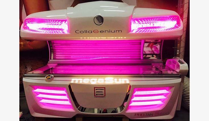 Offerta bagni di sole abbronzatura sicura - occasione abbonamento solarium