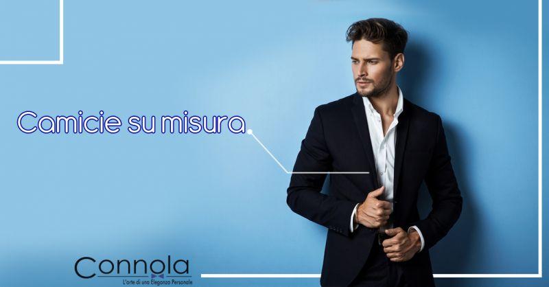 Offerta servizio camicie su misura Frignano - Promozione realizzazione camicie artigianali