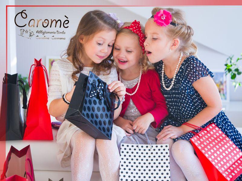 Offerta Saldi Invernali abbigliamento bambini 2018 - Carome'