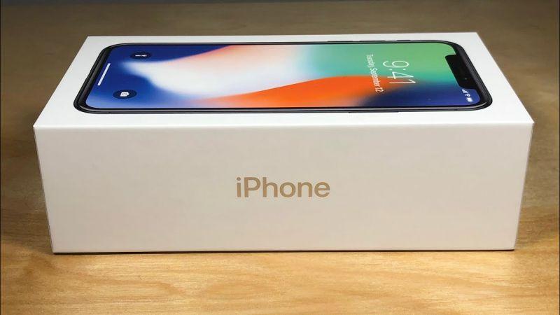 I PHONE X 64 GB ANCONA