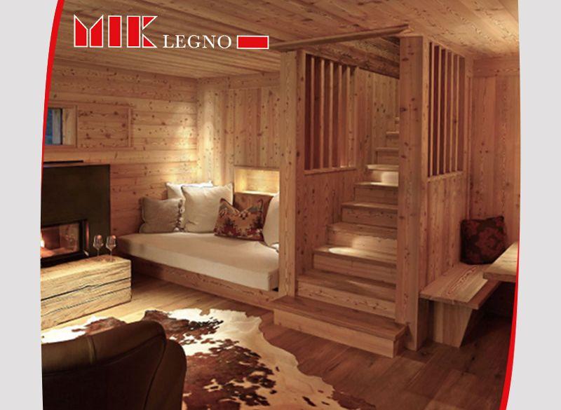 Offerta realizzazione soggiorni in legno massello -... - SiHappy
