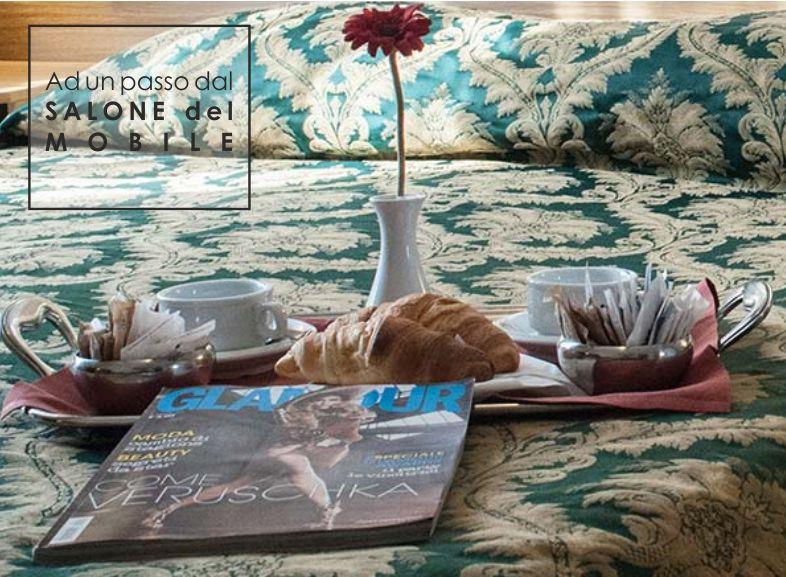 offerta hotel milano salone del mobile-promozione albergo camere fiera internazionale arredo
