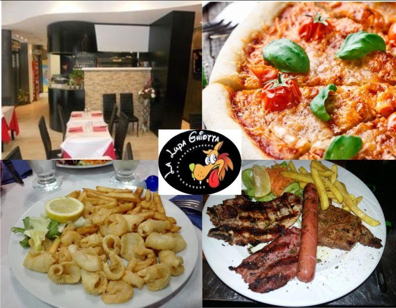 Offerta pizzeria a Pisa - Promozione ristorante a Pisa LA LUPA GHIOTTA