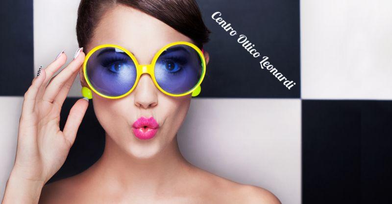 offerta montatura da sole con lenti graduati - promozione lenti da sole graduate colorate
