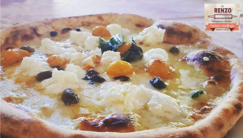 Promozione pizzeria menu prezzo fisso Lucca