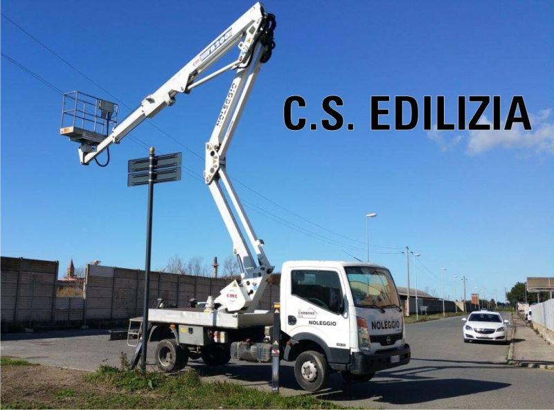 Offerta Noleggio piattaforme Cecina C.S. Edilizia