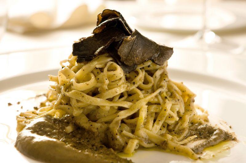 offerta Mangiare sui Colli Berici risotto al tartufo - occasione cucina tradizionale vicentina
