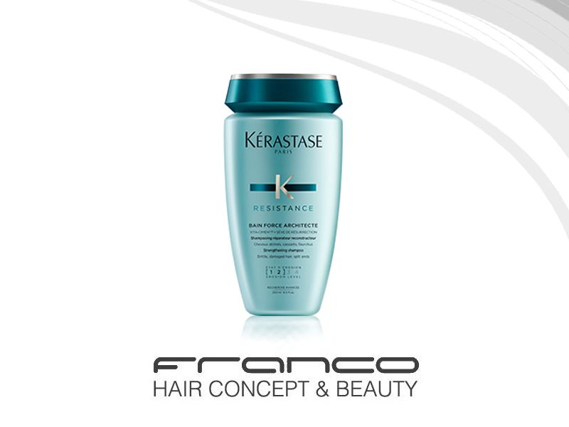 offerta Kerastase Resistance Bain Force Architecte - promozione shampoo kerastase - franco hair