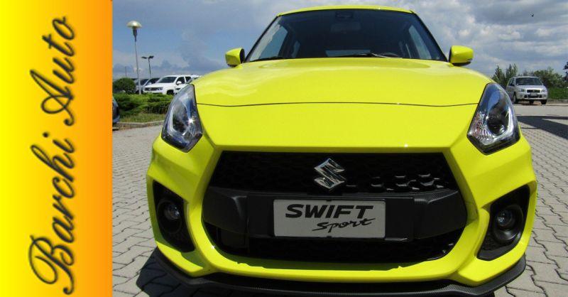 Barchi Auto offerta vendita Swift Sport 1.4 turbo benzina - occasione vendita auto usate Faenza