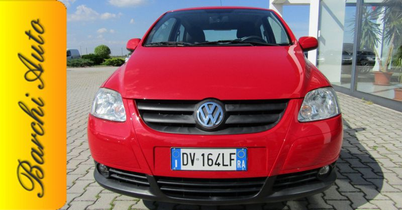 Barchi Auto offerta vendita VOLKSWAGEN Fox 1.2 Easy - occasione vendita auto usate Faenza