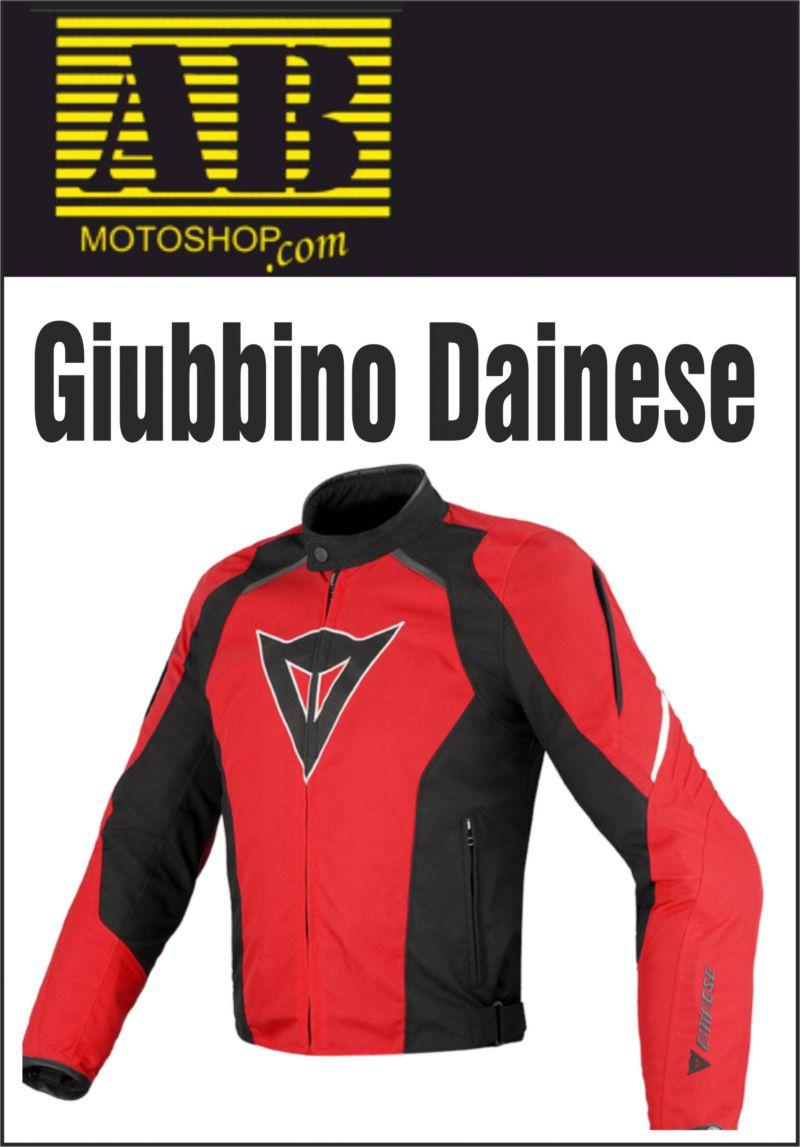 offerta Giubbino Dainese Laguna Seca TEX - occasione giacche e abbigliamento moto