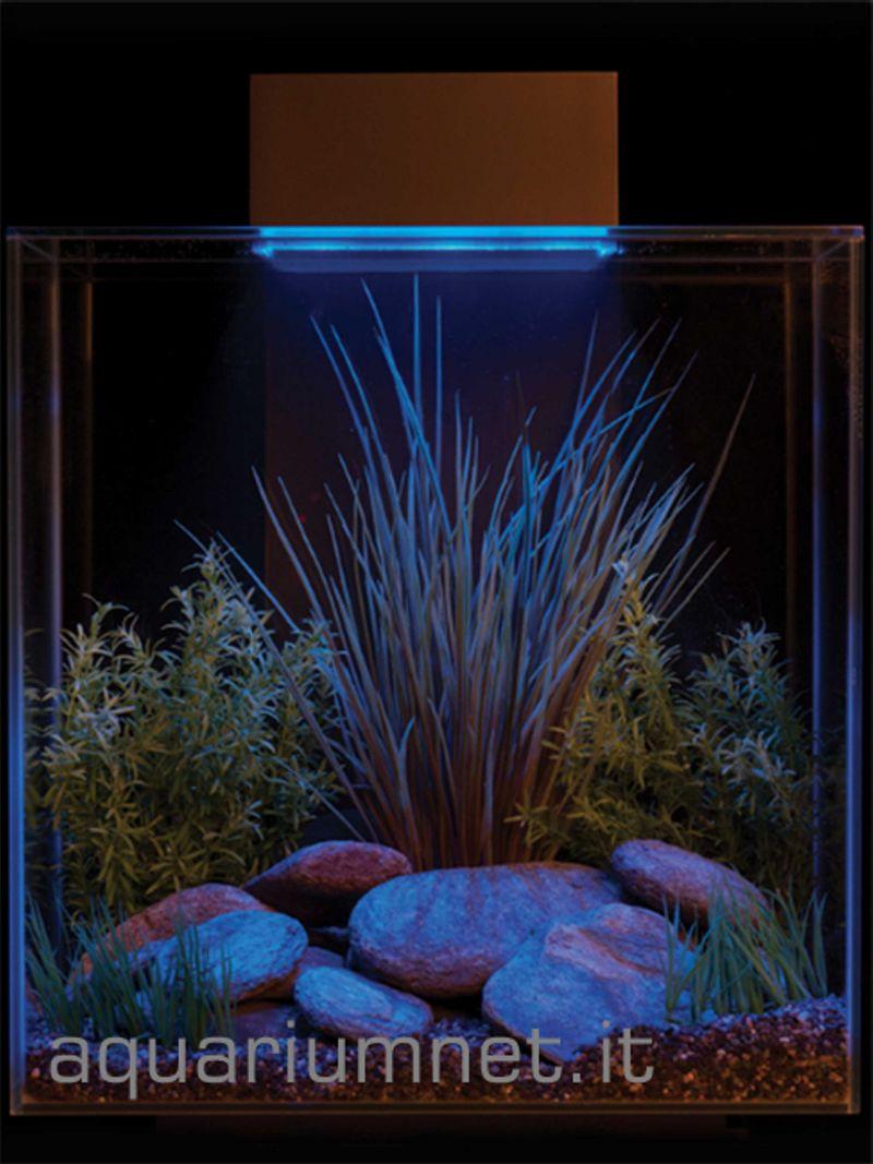 offerta acquario Askoll Fluval Edge 46 - promozione acquario illuminazione led