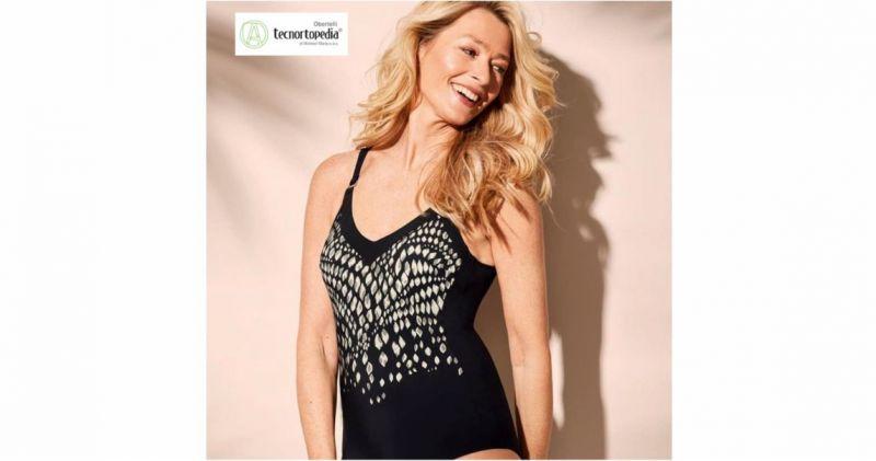 offerta vendita costume intero modellante triumph - occasione abbigliamento mare taglie comode