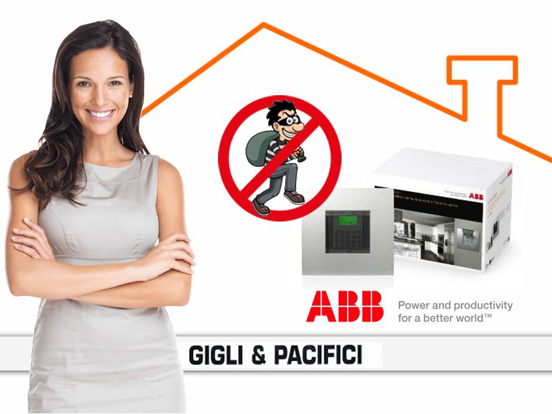 Offerta Sistemi sicurezza DomusTech - offerta dispositivi sicurezza wireless - gigli e pacifici