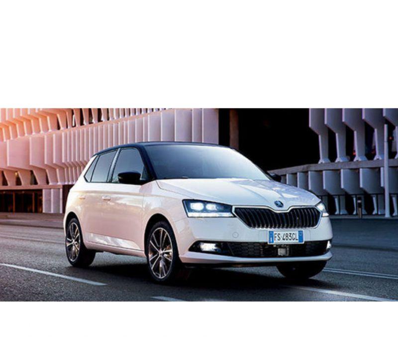 Cavuoto Automobili promo ottobre - SKODA FABIA TWIN COLOR 1.0 MPI 60 CV usata