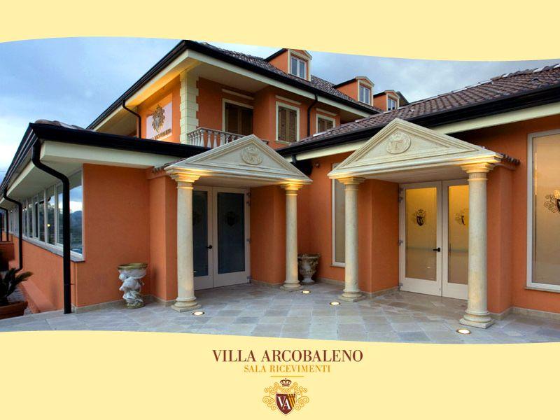 Promozione Hotel per Matrimoni - Offerta ricevimento Nuziale - Villa Arcobaleno