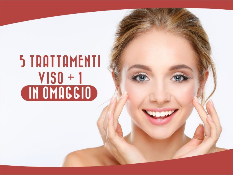 Offerta trattamenti Viso - Promozione pacchetto viso - Centro Estetico Patrizia Trapani