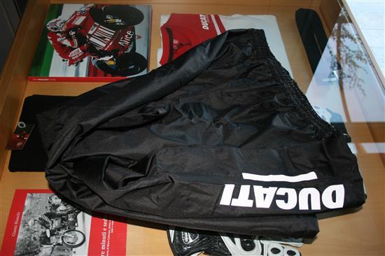 Pantalone Antipioggia Ducati mod. Strada 2 By REV'IT!
