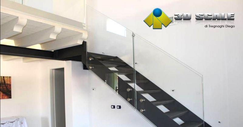 offerta realizzazione ringhiere per scale - occasione produzione balaustre per interni Verona
