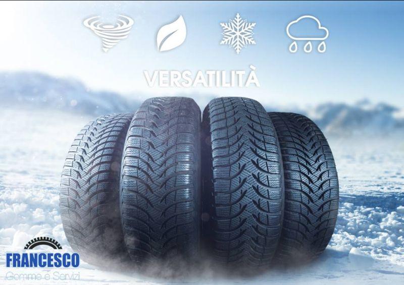 Offerta cambio gomme - Occasione pneumatici invernali - Francesco gomme e servizi