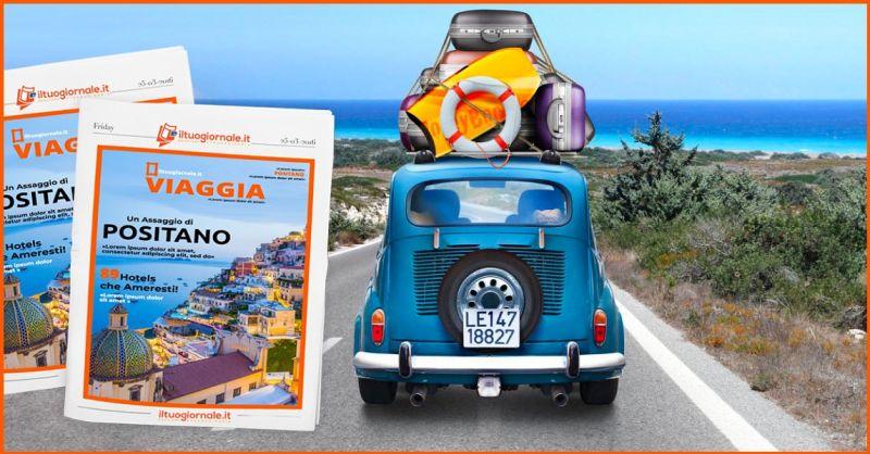 ILTUOGIORNALE.IT Promozione servizio online realizzazione stampa giornale delle vacanze e sagre
