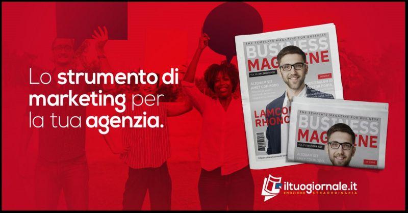 ILTUOGIORNALE.IT Promozione creare online prima pagina giornale -Offerta servizio online stampe