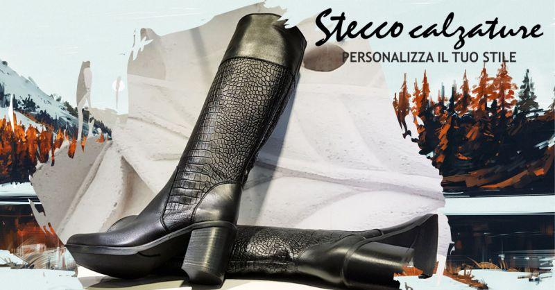 Offerta Scarpe di tendenza Donna - Occasione scarpe eleganti in Vera pelle Donna