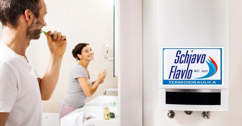 Offerta installazione impianti riscaldamento domestico - occasione manutenzione caldaie vicenza