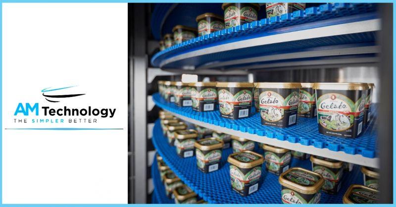 AM Technology - इटली में बने हिमीकरण प्रणालियों के अग्रणी निर्माता