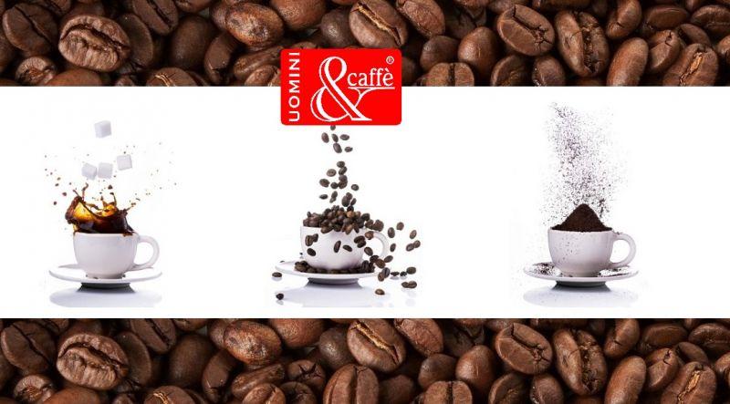 UOMINIECAFFESHOP Offerta vendita online Cialde Caffè Decaffeinato tostato made in Italy