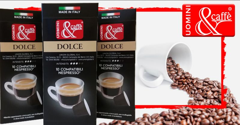 Offerta Capsule caffè Compatibili Nespresso Vicenza - Occasione Capsule Nespresso Compatibili