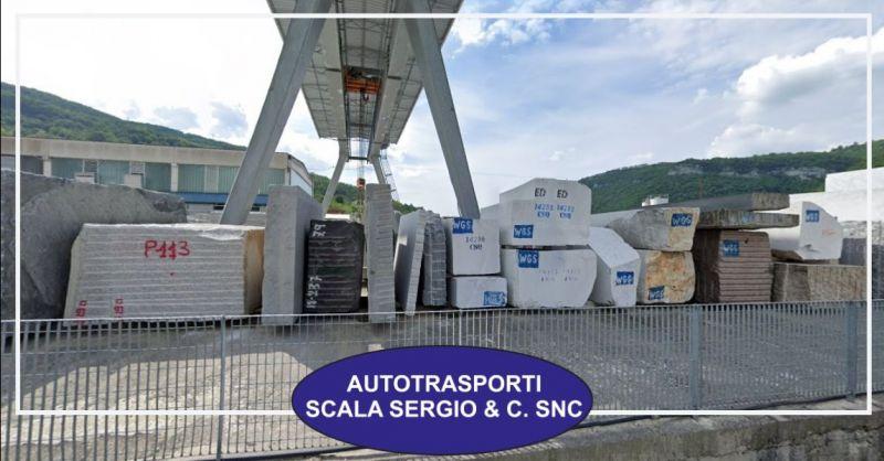 SERGIO SCALA - Promozione azienda specializzata nel commercio graniti di alta qualità Verona