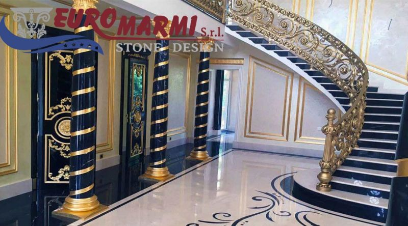 Euromarmi SrL specialized in producing and processing marble.
