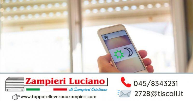 Offerta motorizzazione tapparelle tende da sole Verona - Occasione vendita riparazione tapparelle Verona