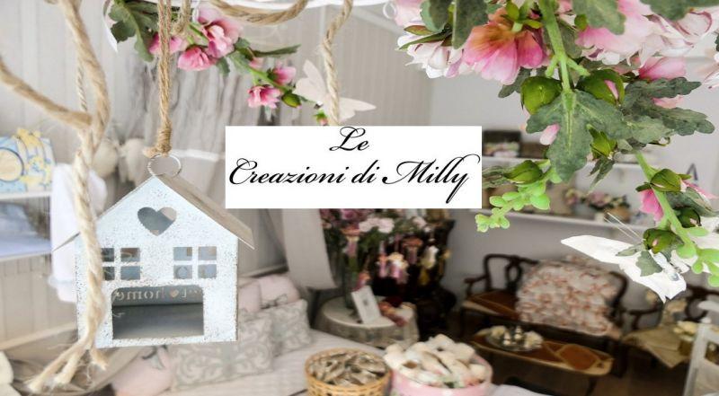 Le Creazioni di Milly offerta oggettistica casa - occasione oggetti per la casa moderna Potenza