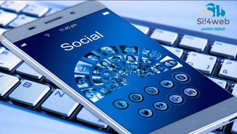 Promo creazione fanpage facebook instagram catanzaro - web agency gestione campagna adv social