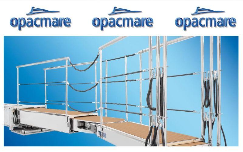 ponuda celicnih pribora za jahte i superyachts - Nauticke komponente izradene u Italiji